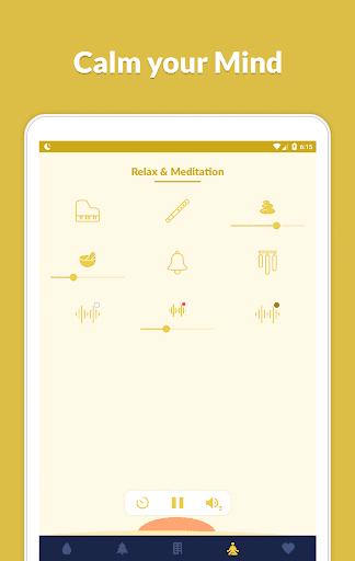 Sleepo: Relaxing sounds, Sleep  screenshots 13