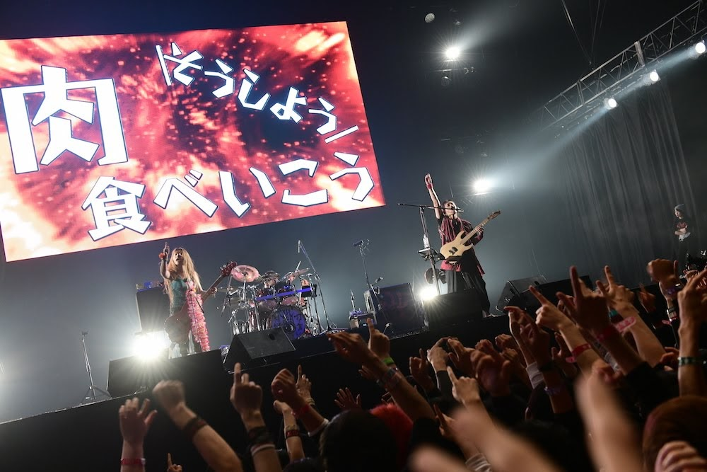 【迷迷現場】COUNTDOWN JAPAN 18/19 打首獄門同好会 演出大爆滿「如果沒有蕎麥麵,吃拉麵不就得了!」