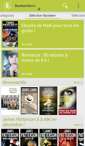 Bookeen Reader