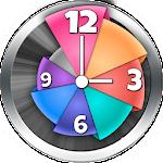 Cool Analog Clock Widget Free Icon