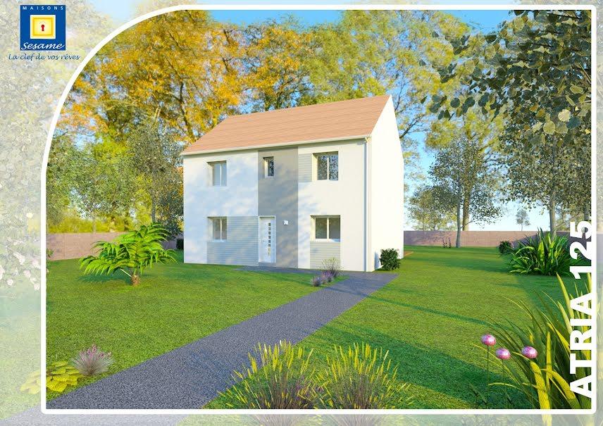 Vente terrain à batir  305 m² à Egly (91520), 135 000 €