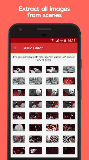 Screenshot for Anime Music Video Editor - AMV Editor in Hong Kong Play Store