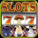 Alice in Magic World - Slots - Free Vegas Casino icon