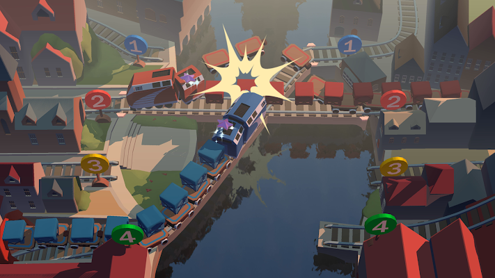 Train Conductor World- screenshot