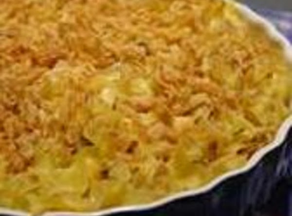 Cheese And Noodle Casserole Recipe