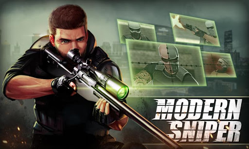 Modern Sniper screenshot 1
