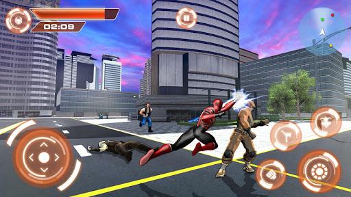 Flying Hero Super City Rescue Missions 1.1 screenshots 4
