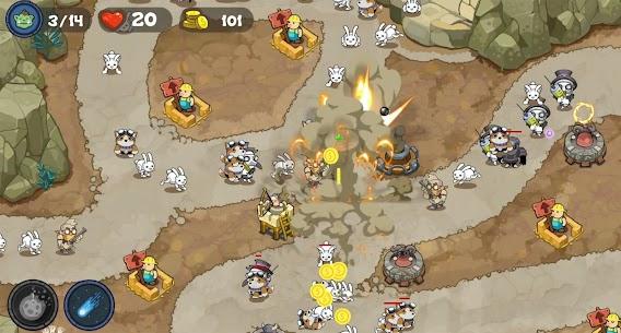 Tower Defense Kingdom: Advance Realm Mod Apk 3.1.5 (1 Hit/Unlimited Money) 6