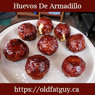 Huevos De Armadillo.