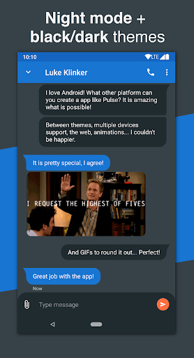 Pulse SMS (Phone/Tablet/Web) - Apps on Google Play