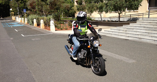 CR Motorcycle training Photos