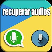 recuperar audios apagados : antiga & audio