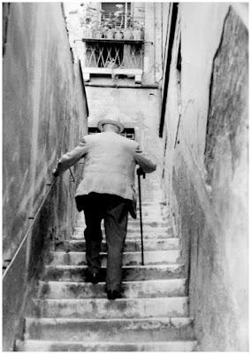 Uno scalino alla volta di lucaldera