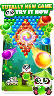 Bubble Shooter Panda