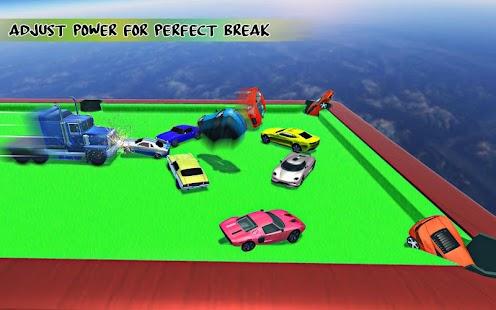 Billiards Pool Cars: Car Pool Ball Stunt - náhled