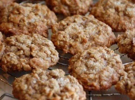 Brown Sugar Oatmeal Coconut Chewies - Steph Recipe