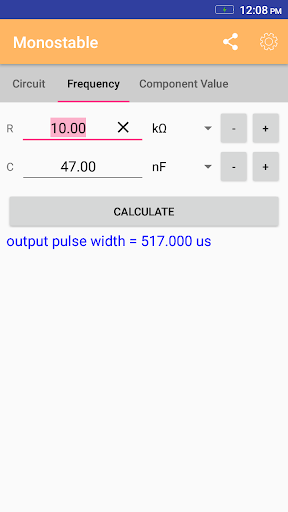 Download Timer IC 555 Calculator Pro on PC & Mac with