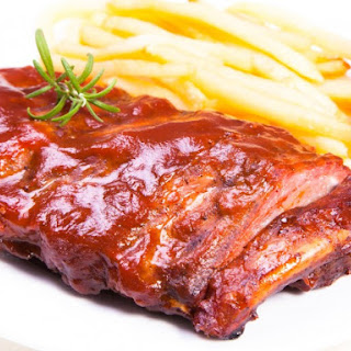 Slow Cooker Western Ribs