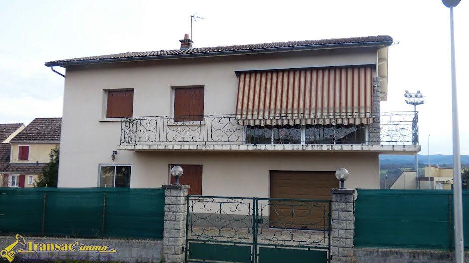 Vente maison 6 pièces 130 m² à Courpière (63120), 182 000 €