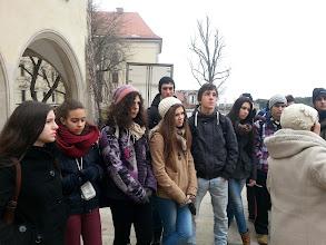 Photo: En la catedral de Cracovia