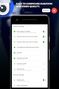 Background Video Recorder – Smart Recorder Video App Download For Android 5