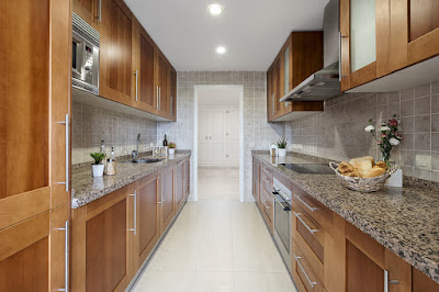 APARTMENTS - Kitchen