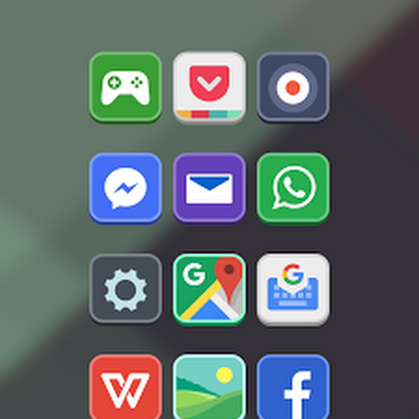 Cosmic Icon Pack v2.1.0
