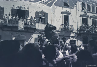 Photo: Més i més jaleo a Alaior, Menorca