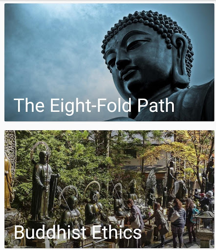 Buddhism Facts 1.0 screenshots 2