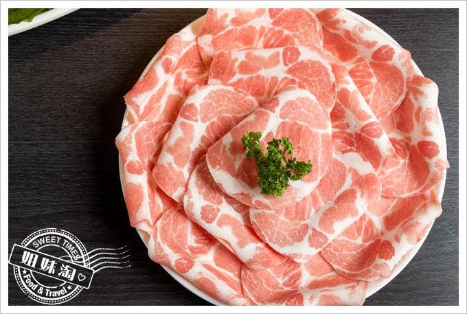 舞古賀鍋物專門店台灣黑毛豬