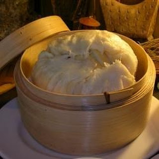 Chinese Steamed Buns.