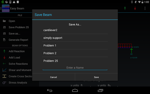 免費下載工具APP Easy Beam Analysis Pro app開箱文 APP開箱王