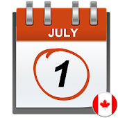 Canada Calendar 2018 with Holidays