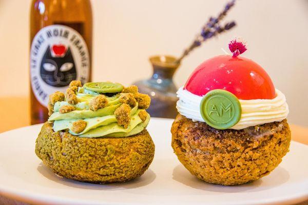 波諾斯甜點工作室 AM Pastry Studio | 法式甜點,吸睛泡芙登場!