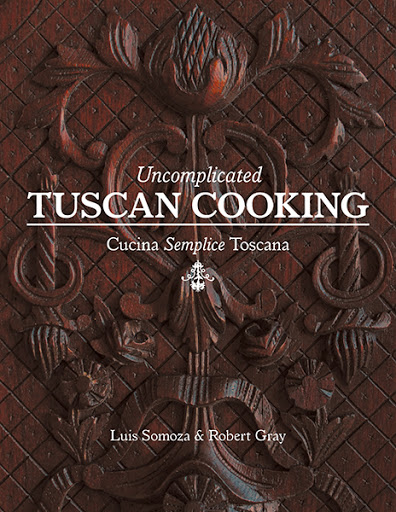 Uncomplicated Tuscan Cooking cover