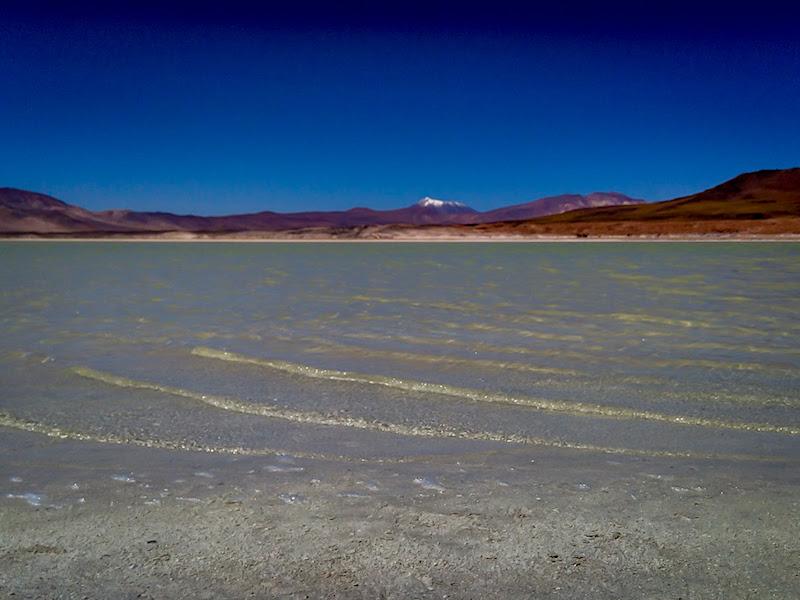 driest desert