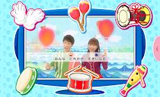 「おかあさんといっしょ」「みいつけた!」の【リズムあそび 】Eテレ人気曲で遊べる子ども向けアプリのおすすめ画像4