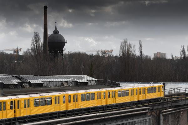 Giallo a Berlino di Paolo Caruso