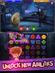 Hotel Transylvania: Monsters! – Puzzle Action Game 16