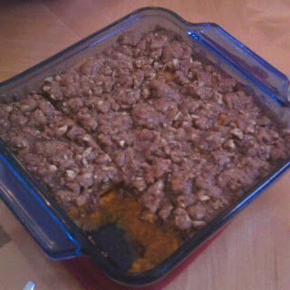Copycat Boston Market Sweet Potato Casserole.