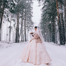 Wedding photographer Sergey Mamcev (mamtsev). Photo of 14.02.2018