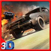 Xtreme Derby Demolition Arena - Crash of Cars 3D