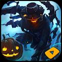 Halloween, Mask Themes, Live Wallpaper icon