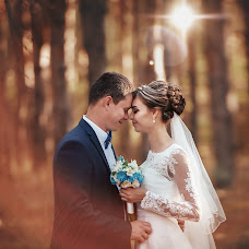 Wedding photographer Pavel Steshin (pavelsteshin). Photo of 26.10.2016