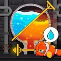 Water Puzzle - Fish Rescue & Pull The Pin icon