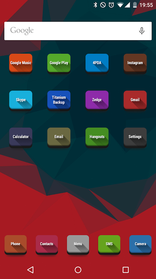TEX - Icon Pack- screenshot