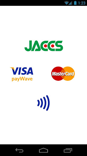 JACCS NFC サービス
