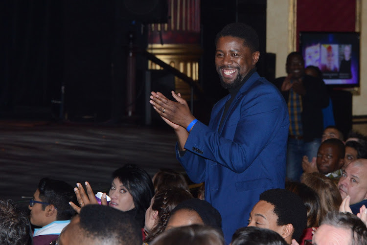 Atandwa Kani is part of the musical 'Mandela'.