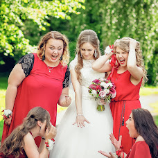 Wedding photographer Artem Korotysh (Korotysh). Photo of 03.05.2018