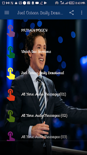 joel olsteen daily devotional